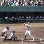 2013年の神奈川県秋季大会で「横浜vs慶応義塾」を取材しました。